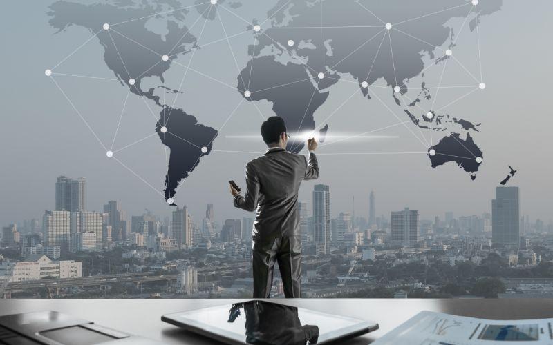 מרכזיה בינלאומית - זמינות תקשורת מכל מקום בעולם